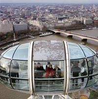 Viajes a Londres, visita el Ojo de Londres