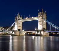 Viajes a Londres, puente de Londres