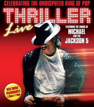 Musical ThrillerLive-Viajes Londres